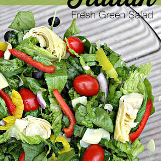 Fresh Green Salad Recipes