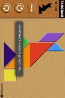 Screenshot of Tangram & TPuzzle Master