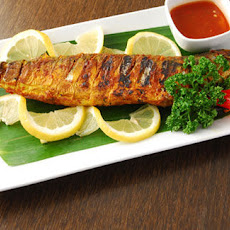 Malaysian Grilled Mackerel