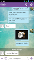 Screenshot of Sounds For Chat & Viber