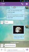 Screenshot of Sounds For Viber