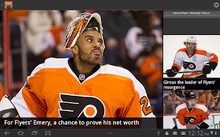 Screenshot of Philly Pro Hockey