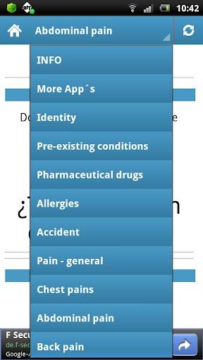 【免費醫療App】english-french-MedTrans-APP點子