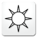 The Ayurveda Sundial icon