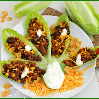 Lettuce Tacos (Low-Carb)