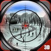 Mountain War Modern Sniper 3D APK for Bluestacks