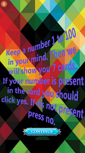 Number in Your Mind - screenshot