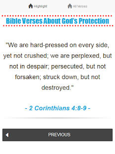 Daily Bible Verses - FREE - screenshot