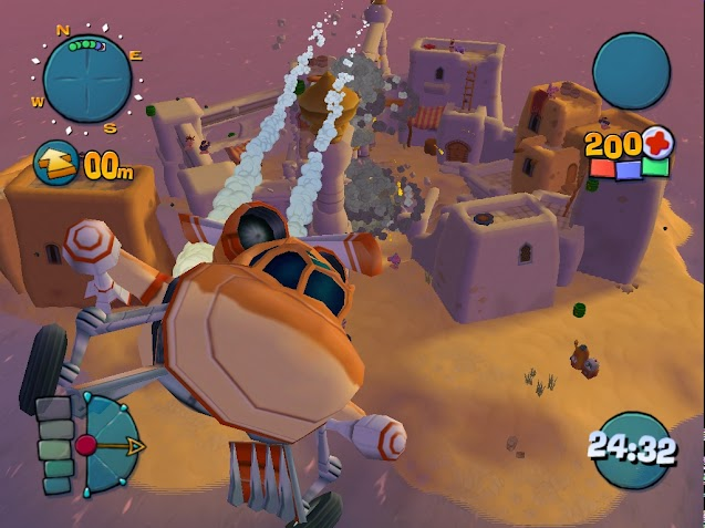 Worms 4: Mayhem