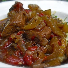 Roman Stew (Crock Pot)