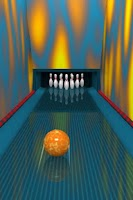 Screenshot of Bowling Online 3D