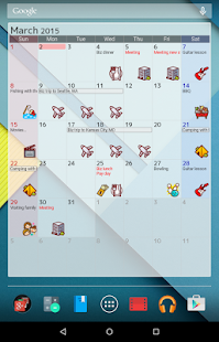 Free Download Jorte Calendar & Organizer APK for Samsung