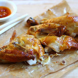Chinese-style Roast Chicken