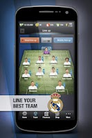 Screenshot of Real Madrid FantasyManager '14