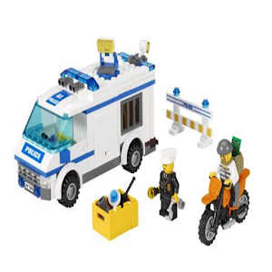 Building Toys Police