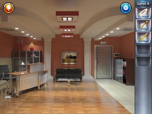 Bank Escape - screenshot