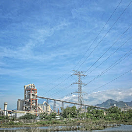 Cement Plant by Masrizal Suwardi - Buildings & Architecture Other Exteriors