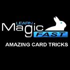 Learn Magic Card Tricks icon
