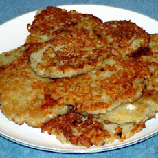 Potato Pancakes with Apples