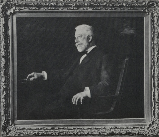 """J. Townsend Lansing's <a href=""""http://nyarc.org/digital_projects/gilded_age/31072000948440.pdf#view=Fit"""">collection</a> of paintings was catalogued by the Albany Institute and Historical and Art Society in 1924. He owned paintings by both American and European artists."""