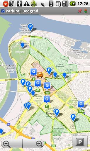 Parkiraj Beograd