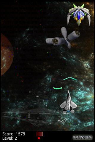 【免費街機App】Space War Game-APP點子