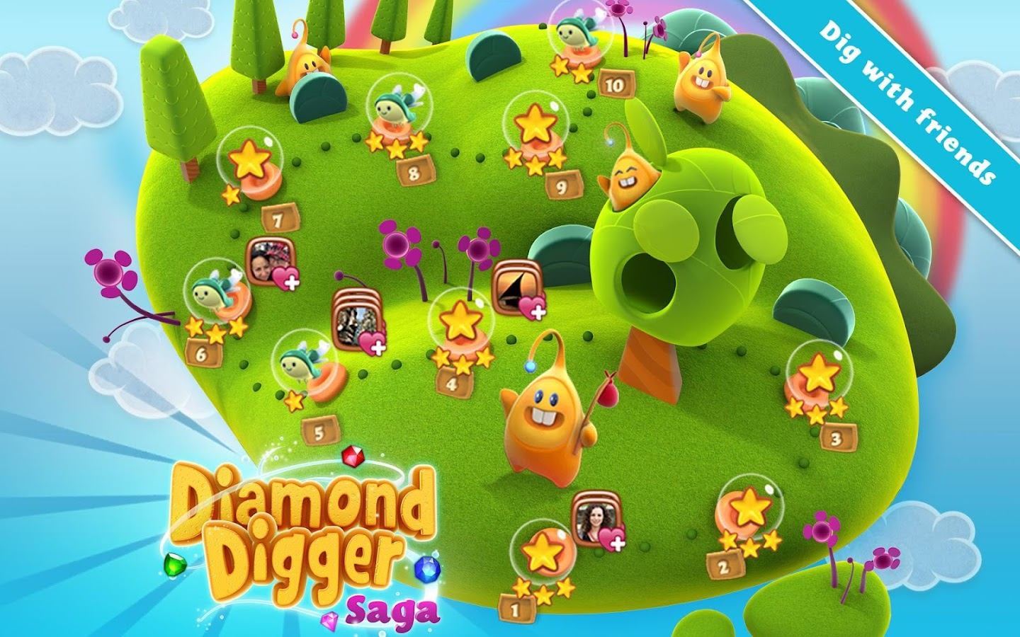 Diamond Digger Saga Screenshot 12