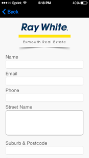 Ray White Real Estate Exmouth - screenshot