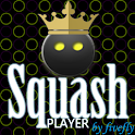 Squash Player Licence icon