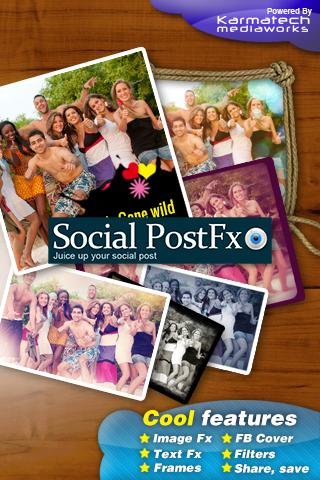 Social PostFx