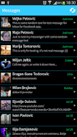 Screenshot of Fast Messenger for Facebook