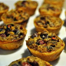 Cranberry Nut Tarts