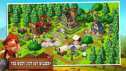 the-oregon-trail-settler for android screenshot