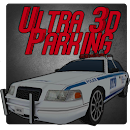 Ultra 3D car parking icon