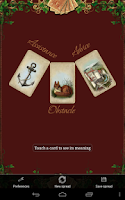 Screenshot of Tarot Madame Lenormand