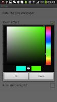 Screenshot of Cubes 3D Live Wallpaper Free