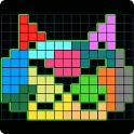 Puzzle Grid icon