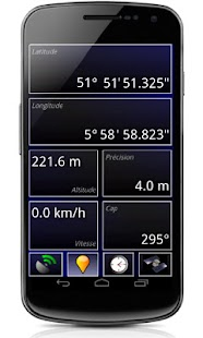 GPS Info - screenshot