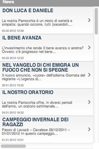 【免費新聞App】Parrocchia di Regina Pacis-APP點子