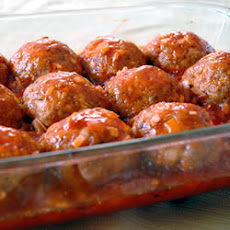 Sweet and Sour Faux Meat Balls