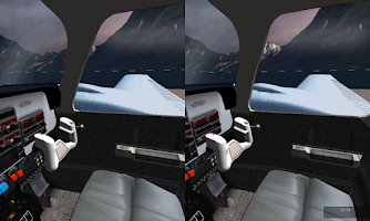 Screenshot of VR Flight Simulator