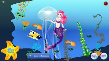 Screenshot of Princess Mermaid Kingdom