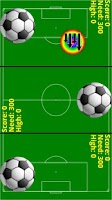 Screenshot of Soccer Juggle