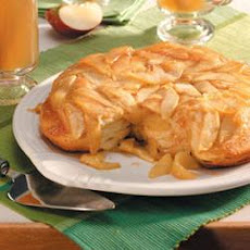 Apple-Topped Biscuits