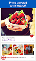 Screenshot of We Heart Pics