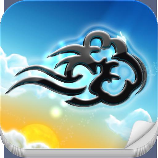 墨迹天气插件皮肤唯美6.0 天氣 App LOGO-APP試玩