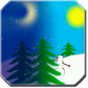 nn5n Winter Live Wallpaper icon