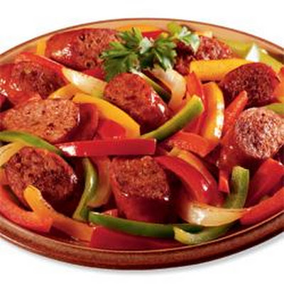 Johnsonville® Italian Sausage and Pepper Medley