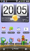 Screenshot of LepraDroid