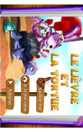 Le Lièvre et la Tortue HD